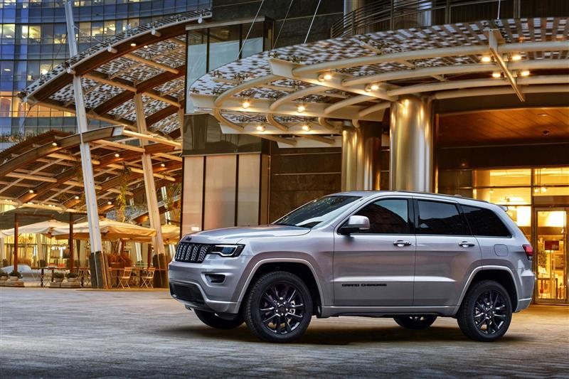 2017 Jeep Grand Cherokee Night Eagle News And Information