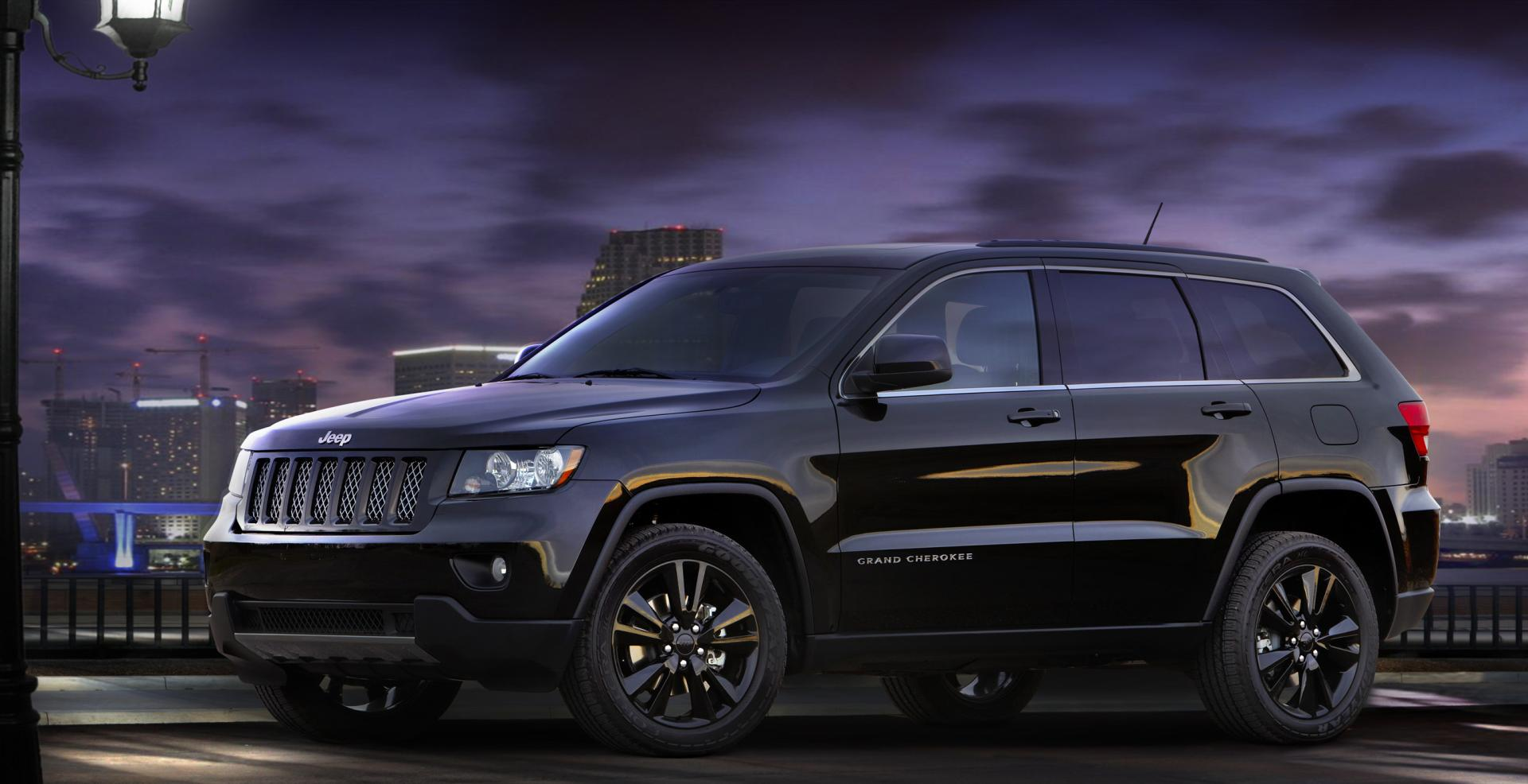 2012 jeep grand cherokee production-intent concept pictures, news