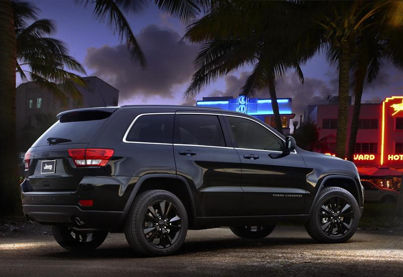 2012 Jeep Grand Cherokee Production Intent Concept Image Photo 11 Of 12