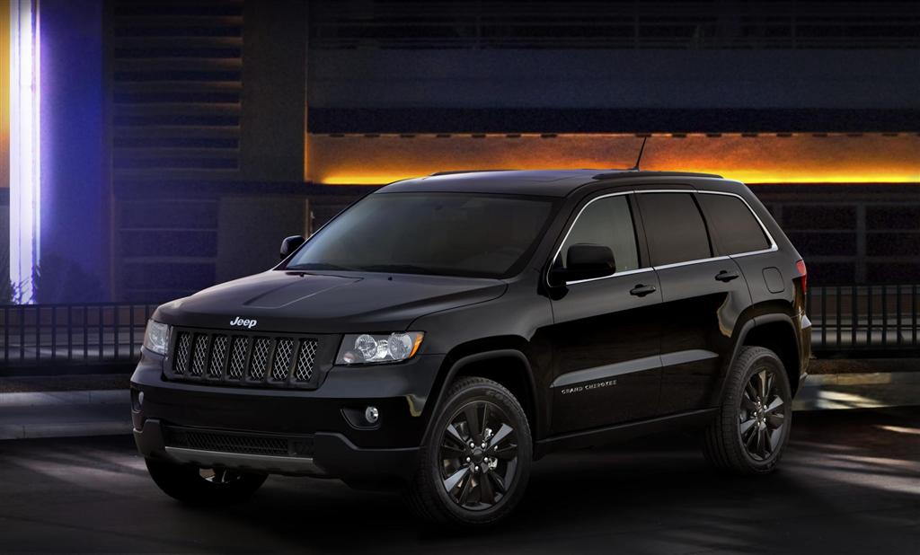 2012 Jeep Grand Cherokee Production Intent Concept Image