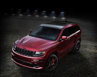 2015 Jeep Grand Cherokee SRT Night image.