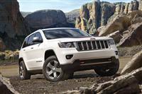 2013 Jeep Grand Cherokee Trailhawk image.