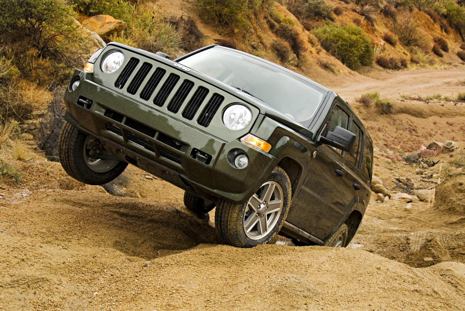2009 Jeep Patriot News and Information | conceptcarz.com