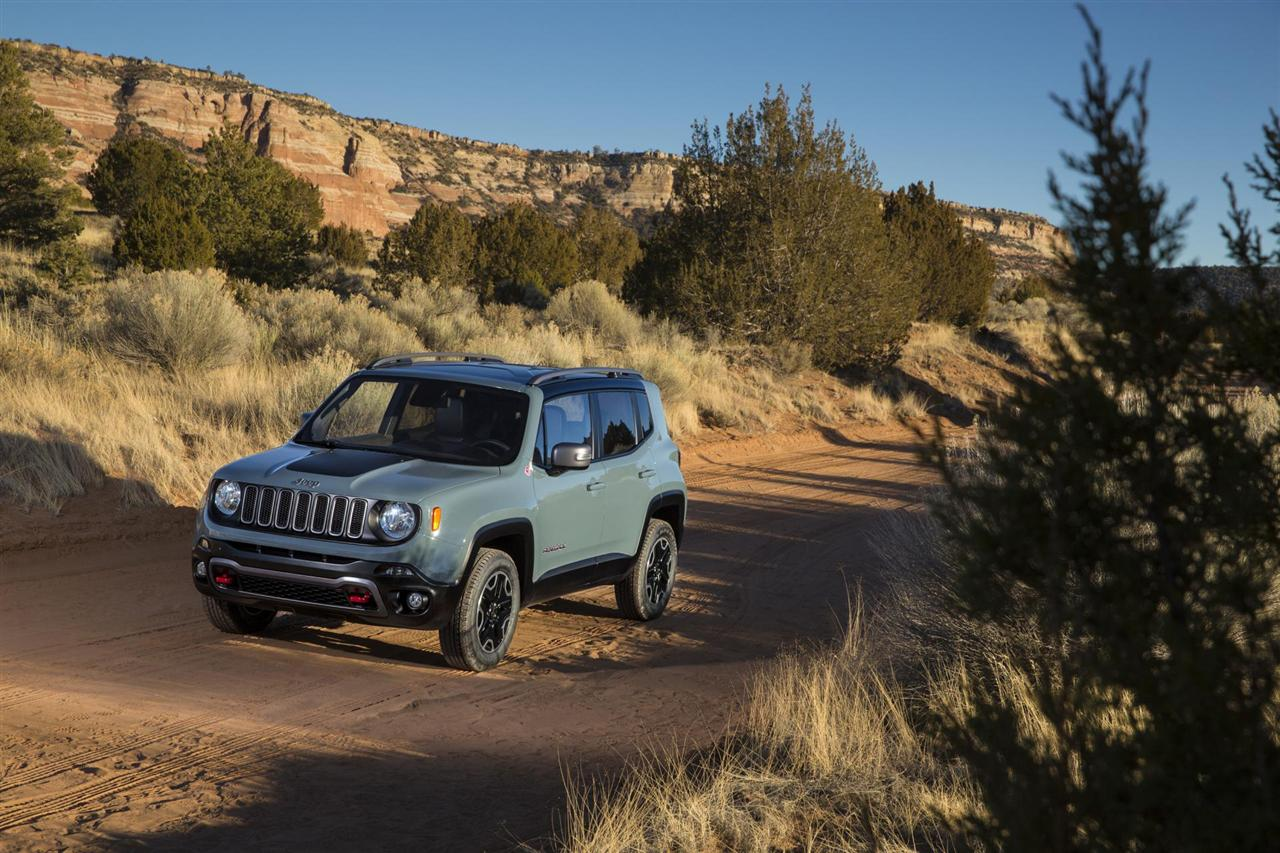 2014 Jeep Renegade
