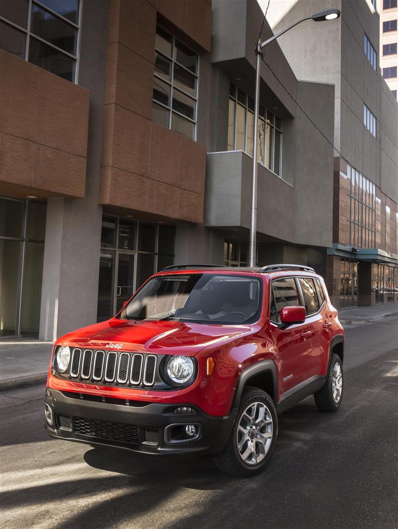 2014 Jeep Renegade