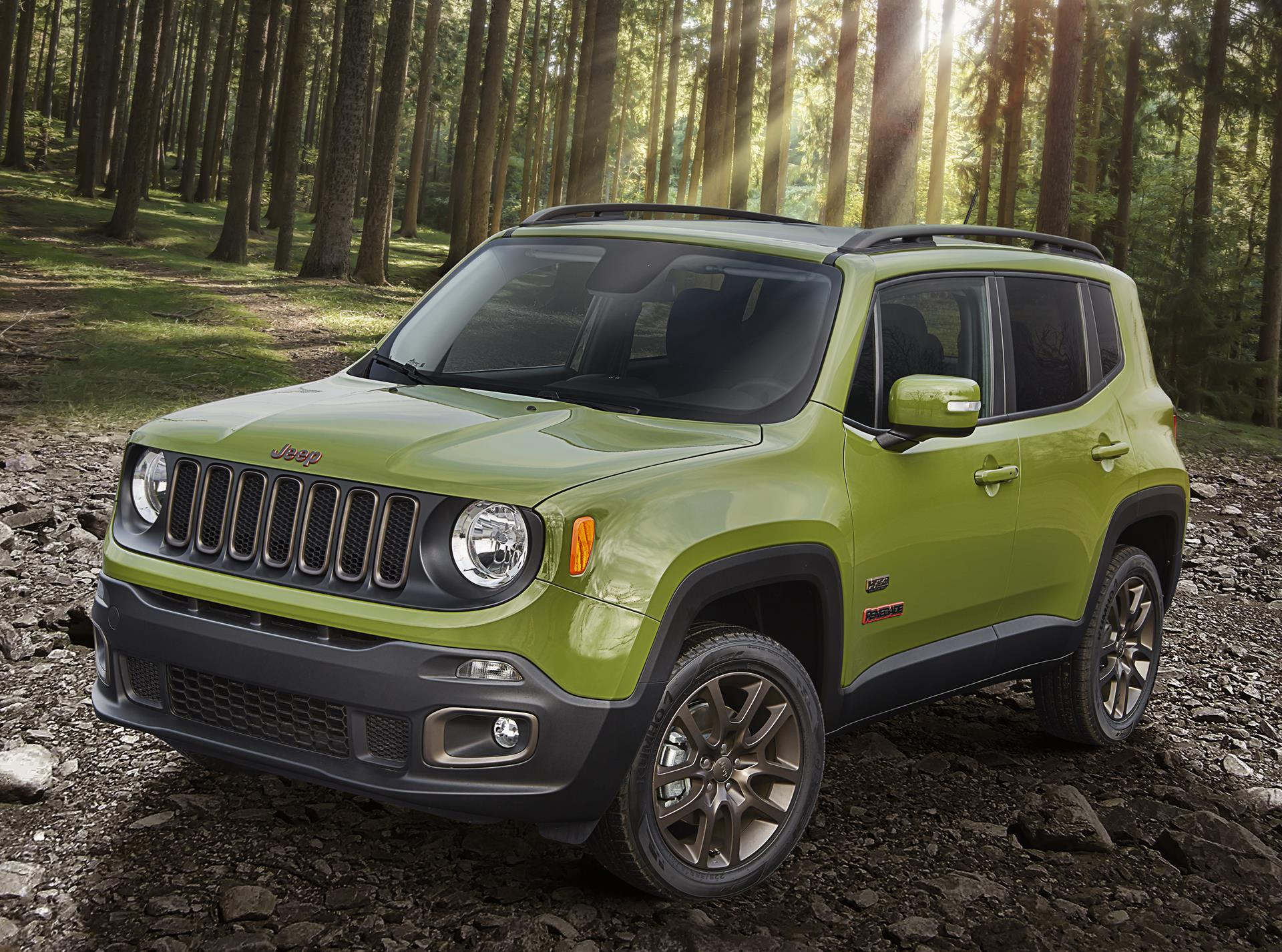 2016 jeep renegade 75th anniversary edition technical specifications and data engine. Black Bedroom Furniture Sets. Home Design Ideas