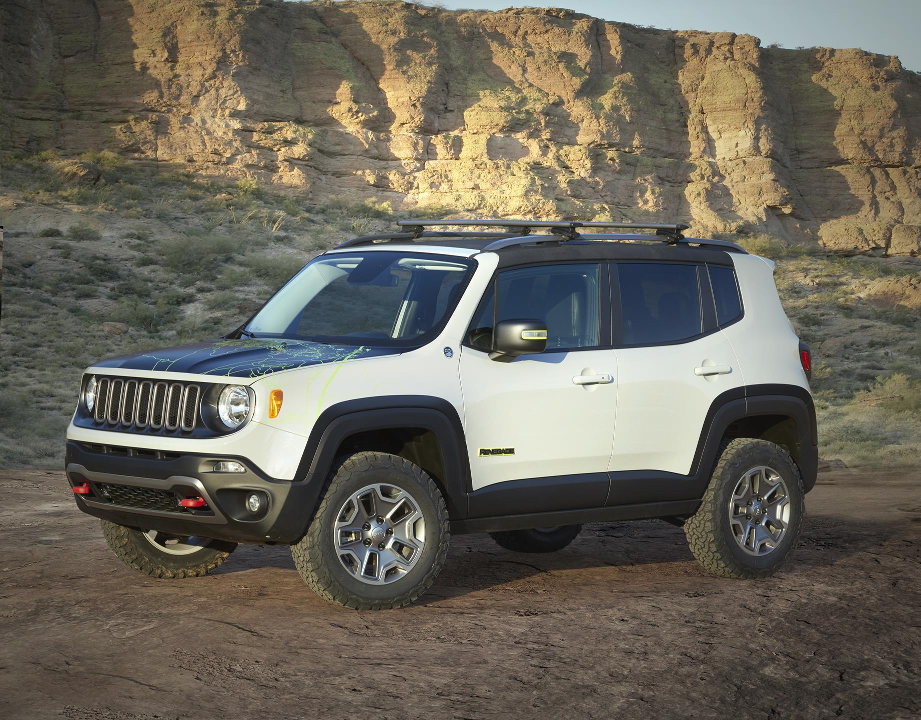 2016 Jeep Renegade Commander Concept News and Information ...