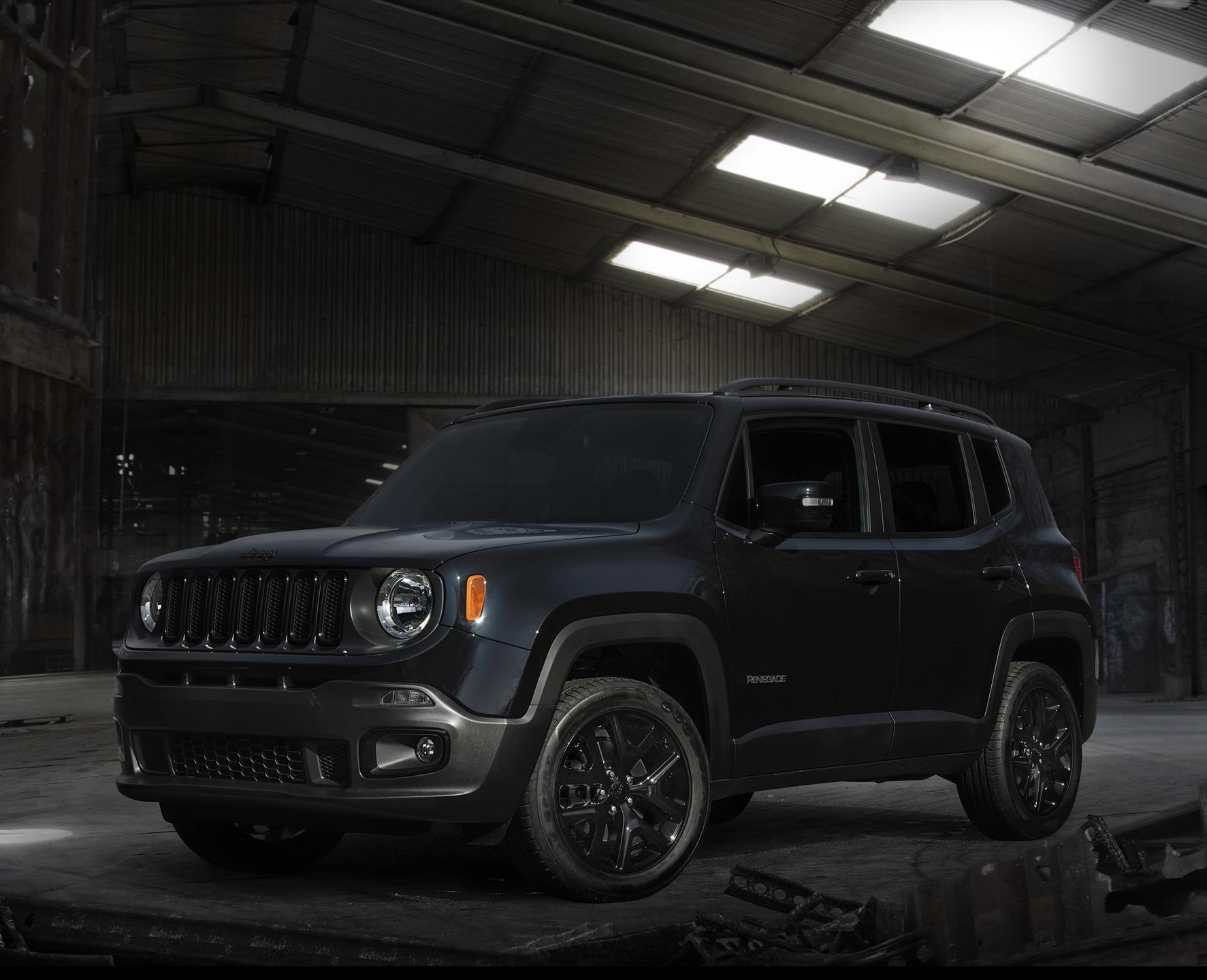 2016 Jeep Renegade Recalls >> 2016 Jeep Renegade Dawn of Justice Special Edition News and Information