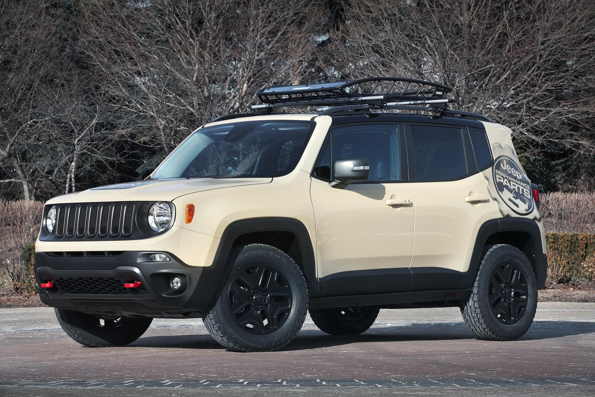 Jeep Renegade Trailhawk Lifted >> 2015 Jeep Renegade Desert Hawk News and Information