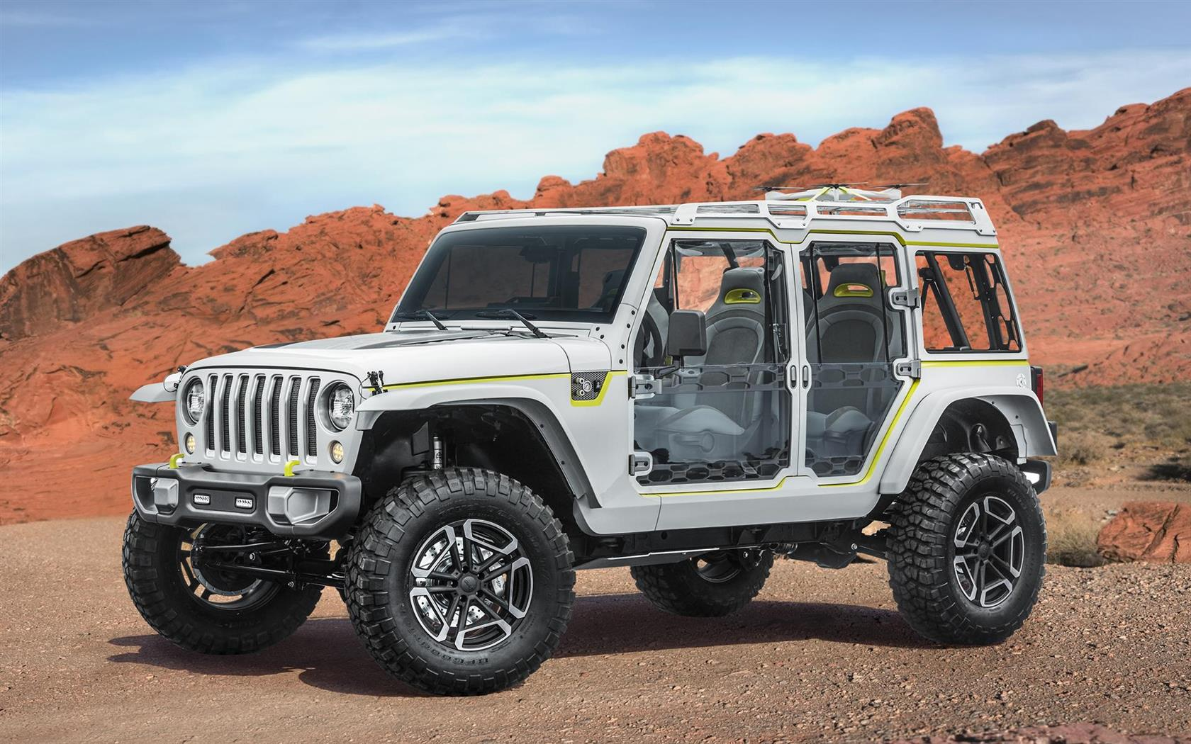 2017 Jeep Safari Concept