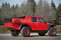 Jeep Wrangler Red Rock Responder