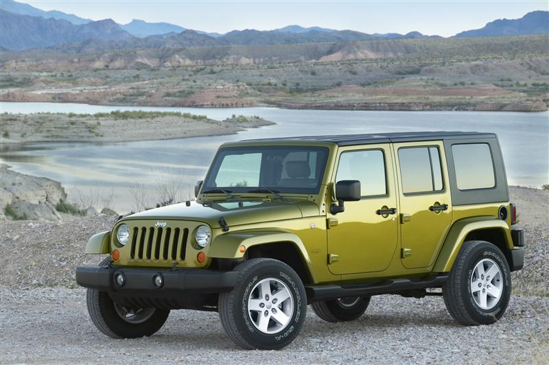 2009 Jeep Wrangler News And Information Conceptcarz Com