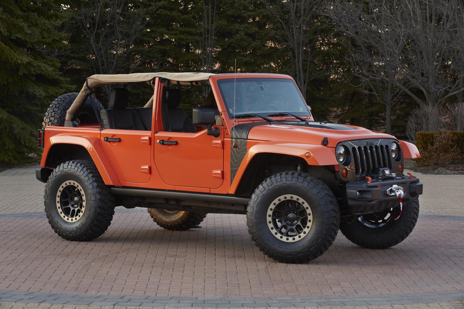 2014 jeep wrangler mojo conceptcarz sciox Image collections