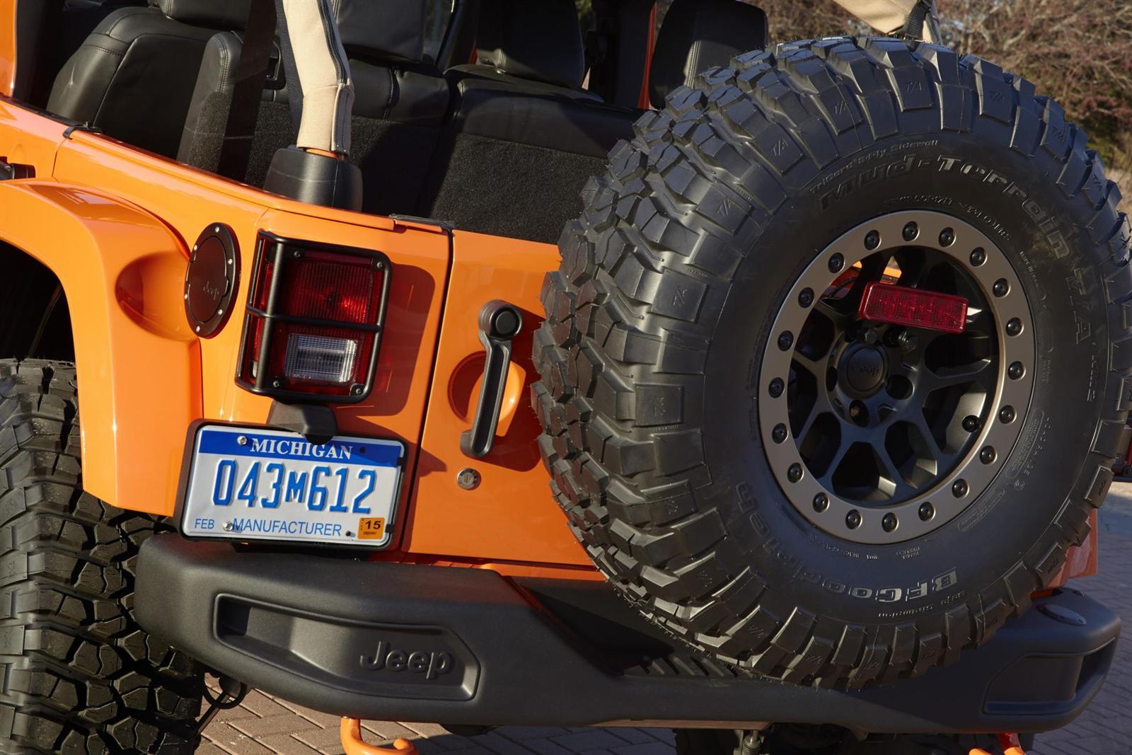2014 Jeep Wrangler MOJO