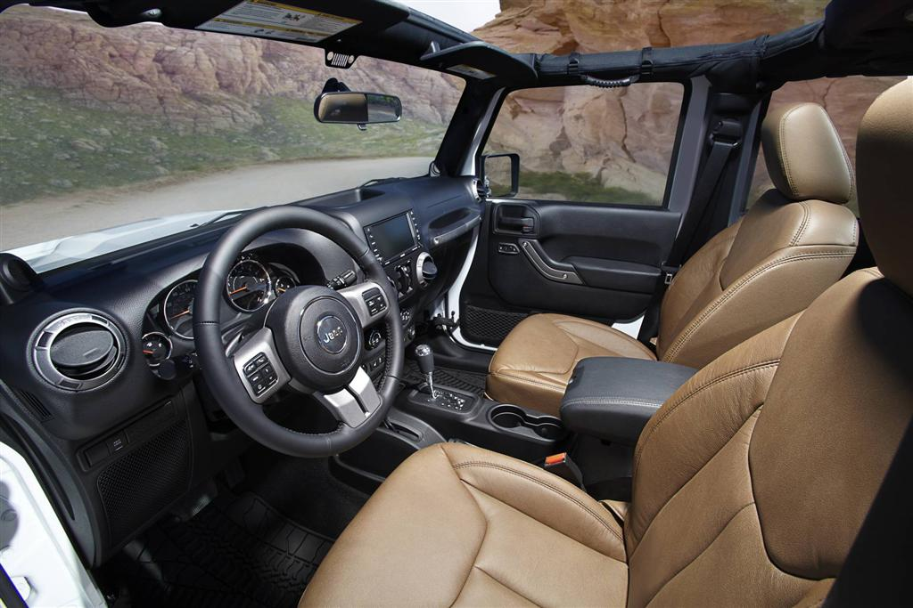 2013 Jeep Wrangler Moab News And Information