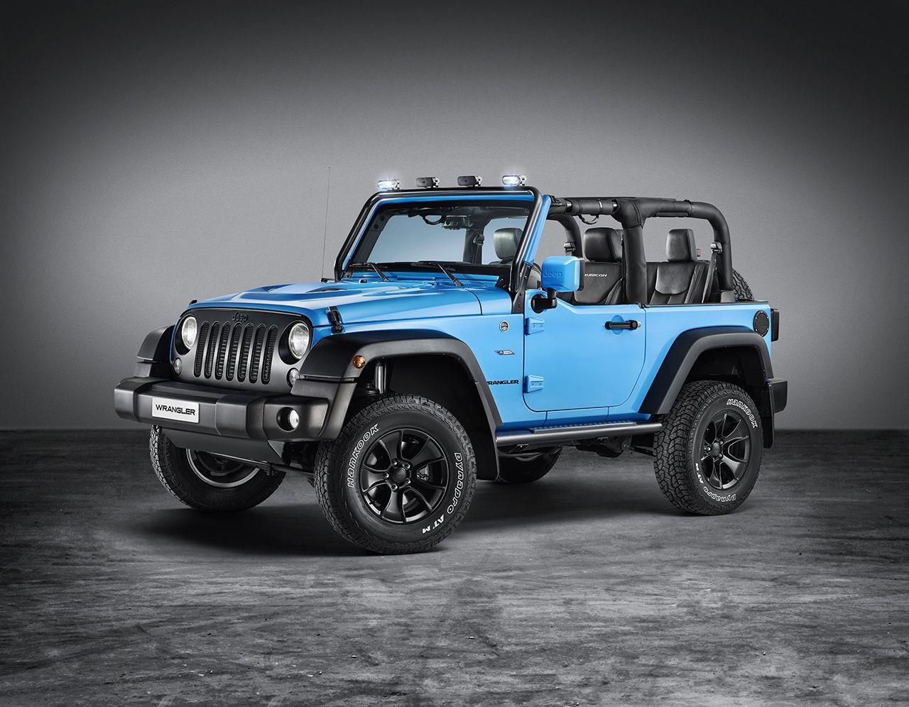Jeep Chief Concept For Sale >> 2017 Jeep Wrangler Mopar ONE News and Information