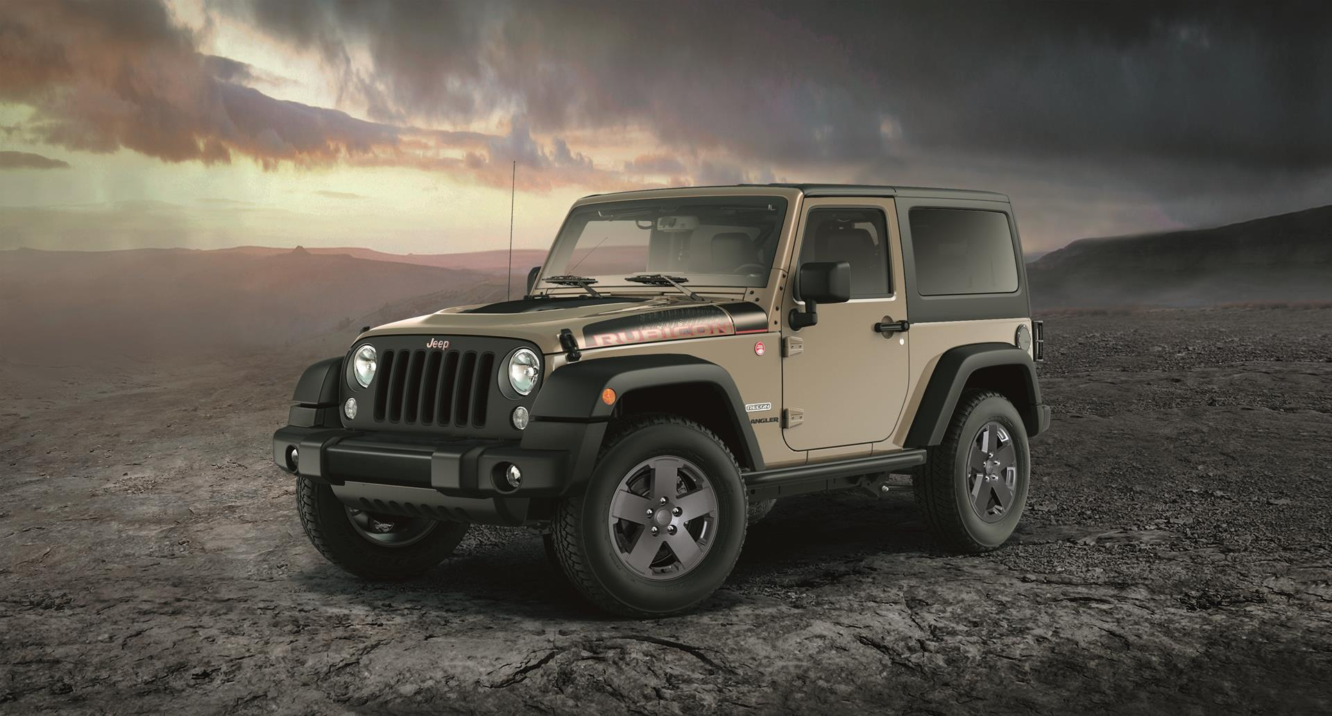 2017 Jeep Wrangler Rubicon Recon News And Information Com