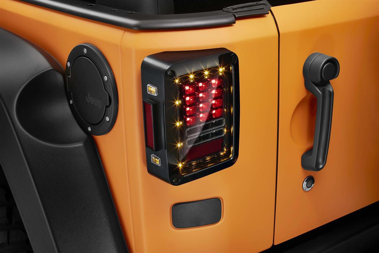 2015 Jeep Wrangler Rubicon Sunriser