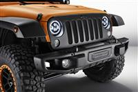 2015 Jeep Wrangler Rubicon Sunriser