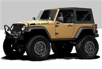 2012 Jeep Wrangler Sand Trooper image.