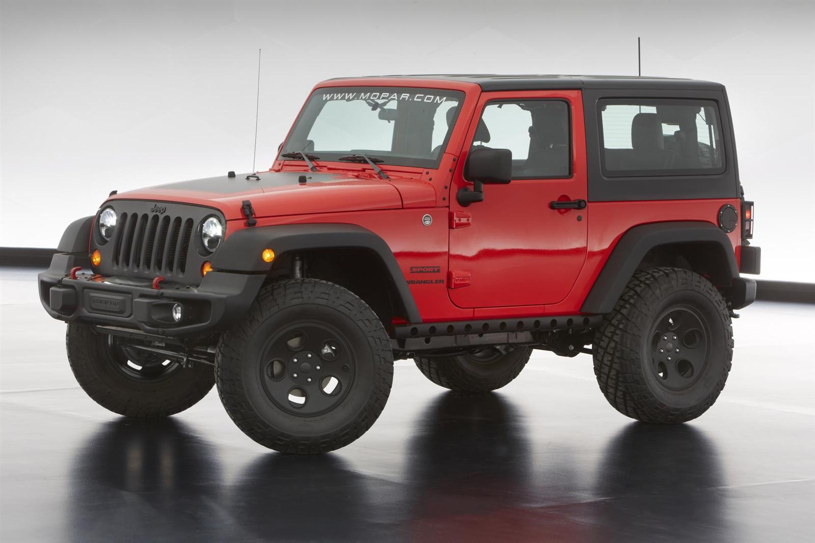 2013 Jeep Wrangler Slim