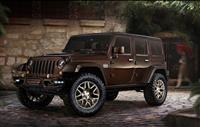 2014 Jeep Wrangler Sundancer Design Concept
