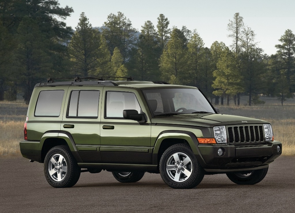 Lifted Jeep Cherokee >> 2008 Jeep Commander - conceptcarz.com