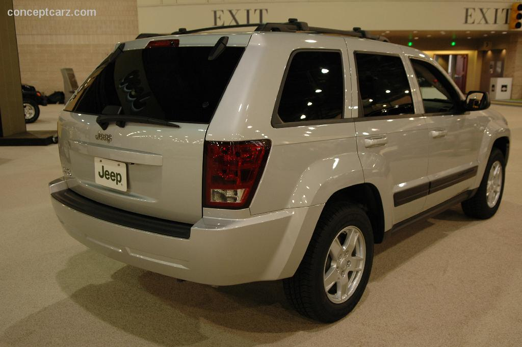jeep grand cherokee wk recalls 2005 2006 autos post. Black Bedroom Furniture Sets. Home Design Ideas