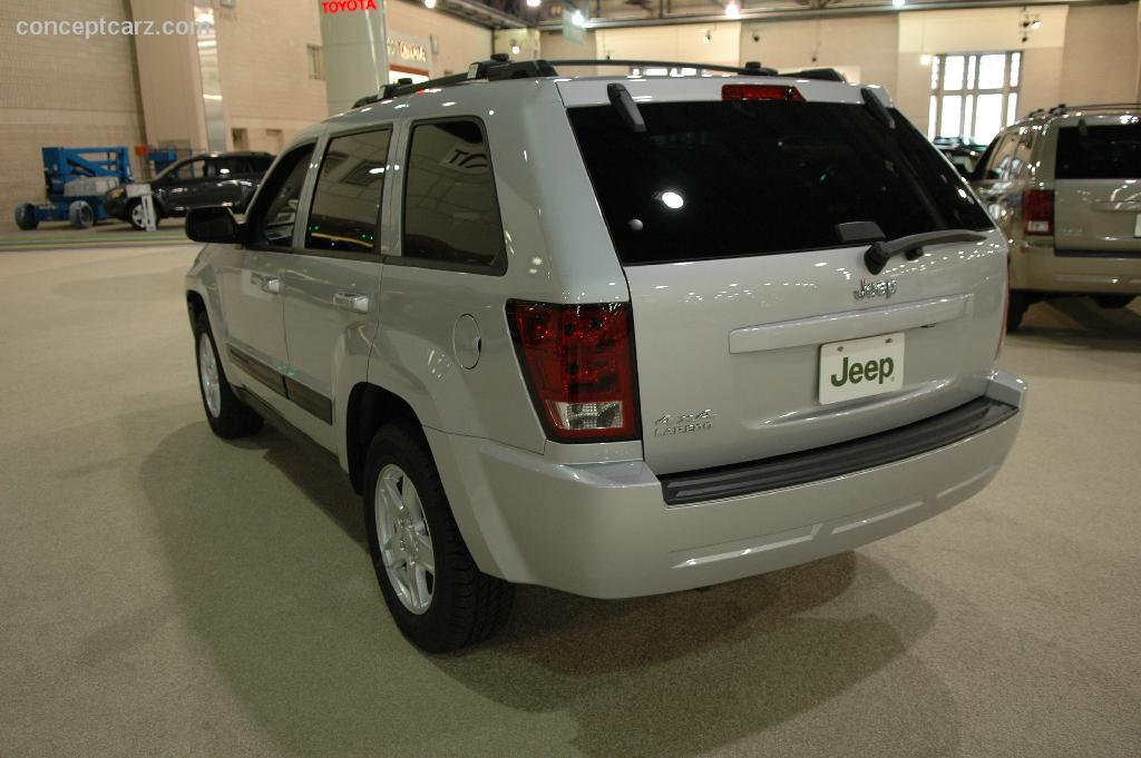 auction results and sales data for 2006 jeep grand cherokee. Black Bedroom Furniture Sets. Home Design Ideas