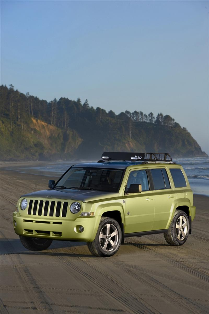 2009 Jeep Patriot Back Country Concept