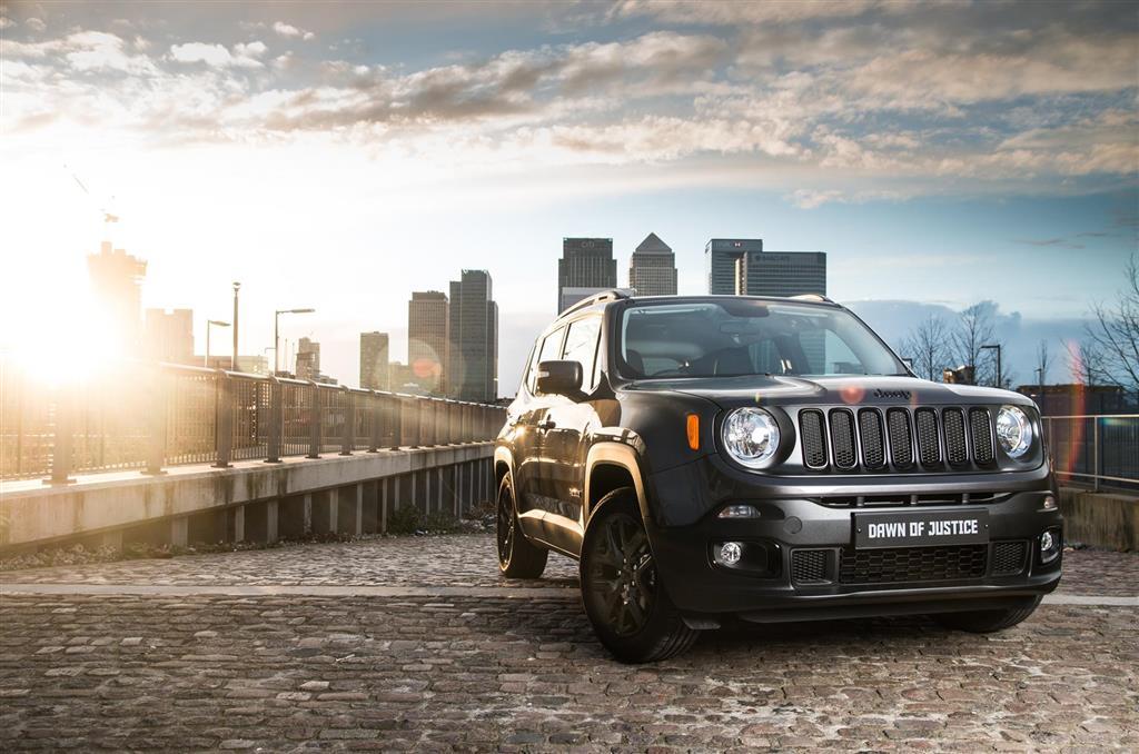 2016 Jeep Renegade Dawn of Justice Special Edition