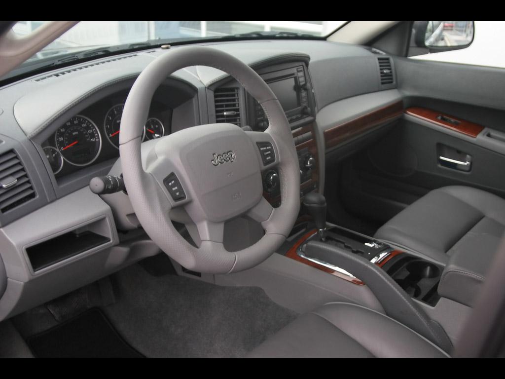 2005 Jeep Grand Cherokee Image Photo 7 Of 23
