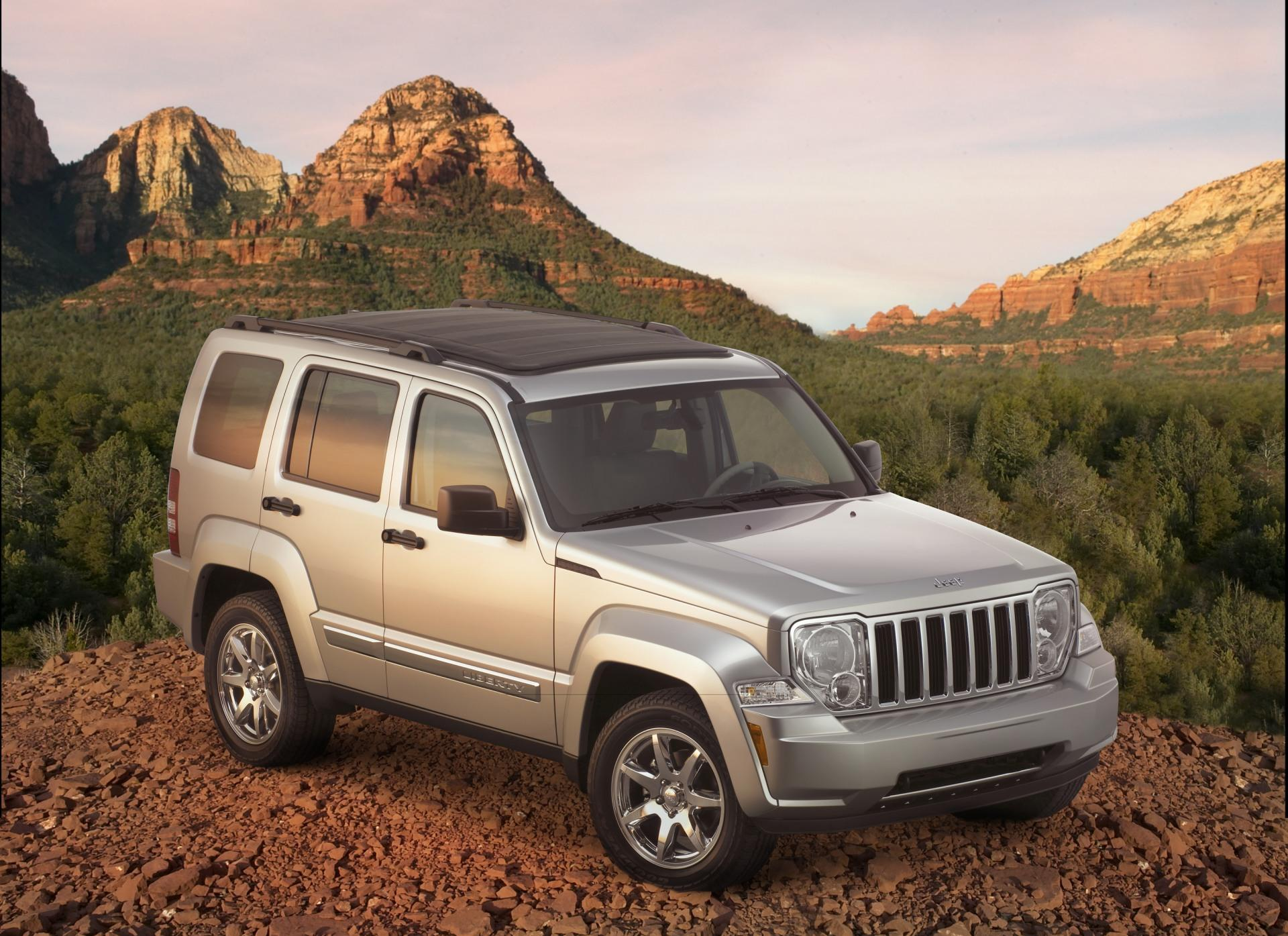 2009 Jeep Liberty News And Information Conceptcarz Com