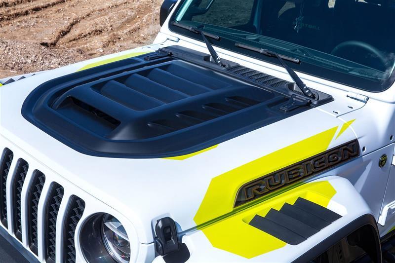 2019 Jeep Flatbill Concept