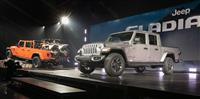 Popular 2019 Jeep Gladiator Wallpaper