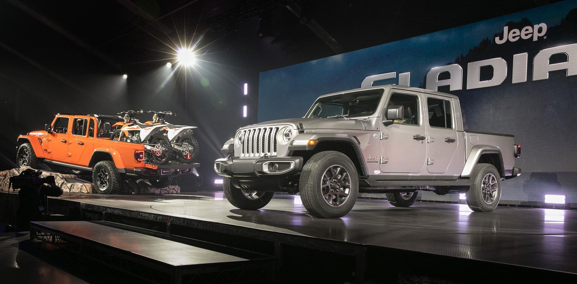 2019 Jeep Gladiator News And Information Willys Fc 170 Truck Beds