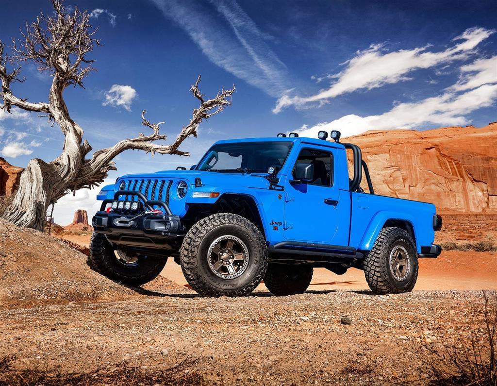 2019 Jeep J6 Concept