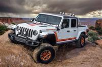 Popular 2019 Jeep JT Scrambler Concept Wallpaper