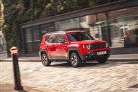 Popular 2020 Jeep Renegade 4xe Limited Plug-In Hybrid Wallpaper