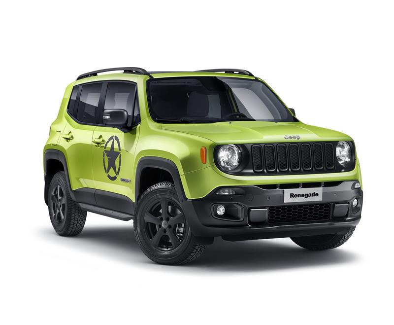 2018 Jeep Renegade Hyper Green Livery News And Information