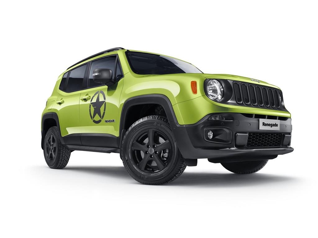 2016 Jeep Renegade Recalls >> 2018 Jeep Renegade Hyper Green Livery News and Information