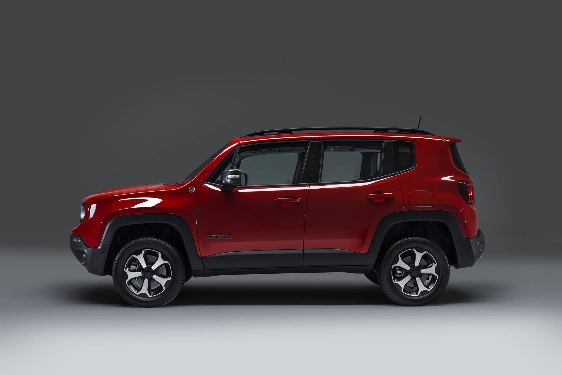 2019 Jeep Renegade PHEV