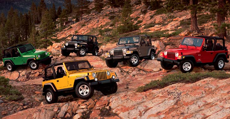 2005 Jeep Wrangler Wallpaper And Image Gallery