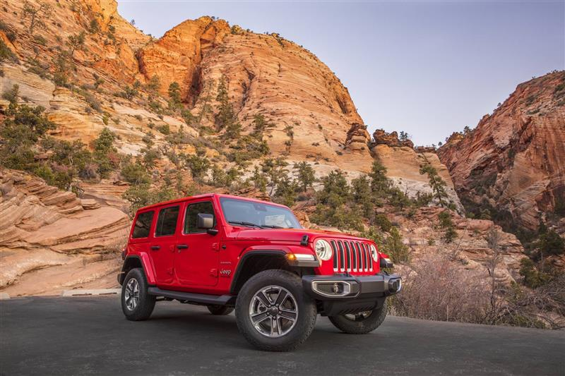 2020 Jeep Wrangler Rubicon Ecodiesel News And Information