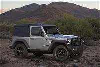 Popular 2020 Jeep Wrangler Willys Wallpaper
