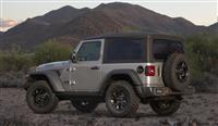 Image of the Wrangler Willys