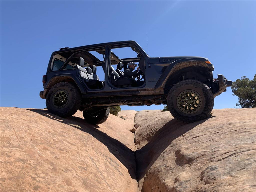 2021 Jeep Wrangler Xtreme Recon Package Images - .com