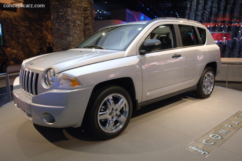 2007 Jeep Compass Image Photo 2 Of 43