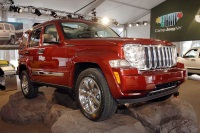 2008 Jeep Liberty image.