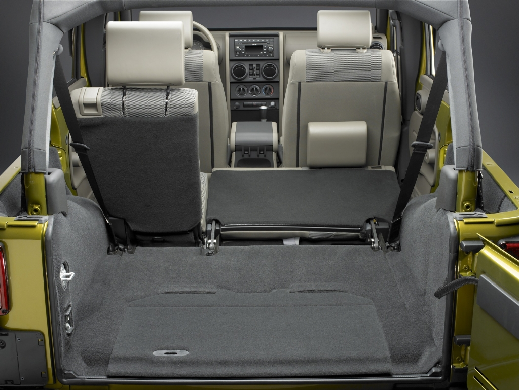 2008 Jeep Wrangler News And Information